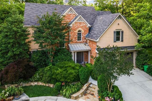 1251 Brookhaven Hideway Court NE, Brookhaven, GA 30319 (MLS #6896733) :: Good Living Real Estate