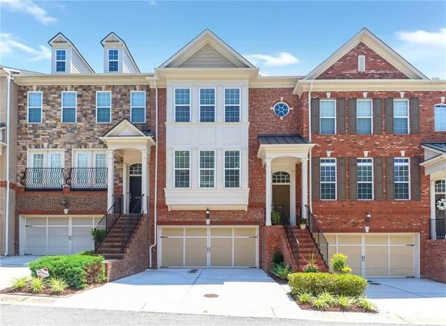 4913 Greylock Walk SE #21, Atlanta, GA 30339 (MLS #6896736) :: North Atlanta Home Team