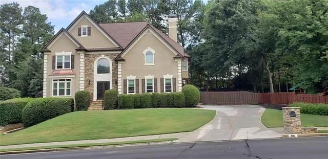 915 Brookline Way, Alpharetta, GA 30022 (MLS #6896763) :: Tonda Booker Real Estate Sales