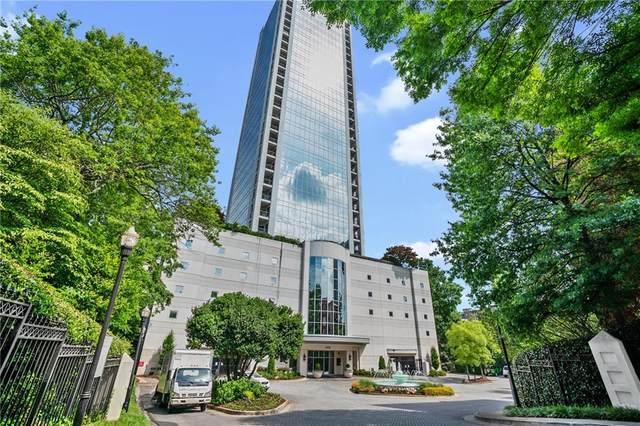 2828 Peachtree Road NW #2501, Atlanta, GA 30305 (MLS #6896773) :: North Atlanta Home Team