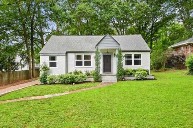 471 Ashburton Avenue SE, Atlanta, GA 30317 (MLS #6896789) :: 515 Life Real Estate Company