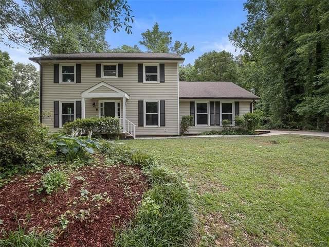 2462 Horseshoe Bend Road SW, Marietta, GA 30064 (MLS #6896792) :: 515 Life Real Estate Company