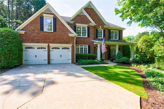12285 Clairmonte Avenue, Alpharetta, GA 30009 (MLS #6896794) :: North Atlanta Home Team