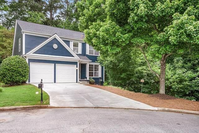555 Lullingstone Drive SE, Marietta, GA 30067 (MLS #6896810) :: RE/MAX Prestige