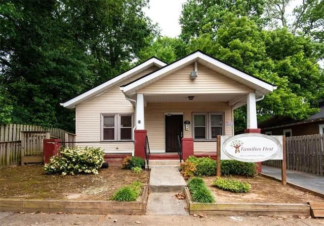 25 Newcastle Street SW, Atlanta, GA 30314 (MLS #6896827) :: RE/MAX Prestige