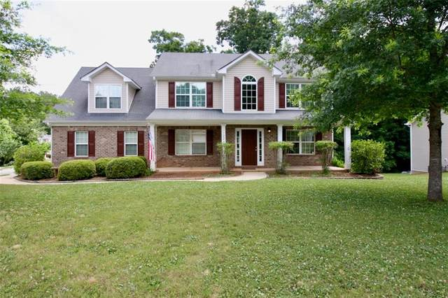 1224 Morrow Drive, Social Circle, GA 30025 (MLS #6896843) :: RE/MAX Paramount Properties