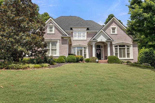3412 Forest Vista Drive, Dacula, GA 30019 (MLS #6896870) :: The Heyl Group at Keller Williams