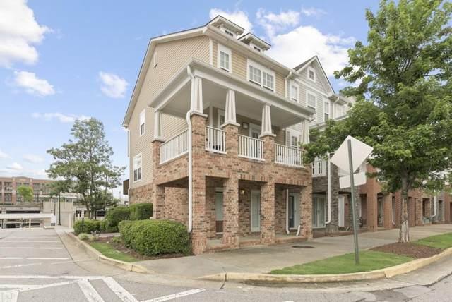 221 16th Street NW #9, Atlanta, GA 30363 (MLS #6896886) :: The Hinsons - Mike Hinson & Harriet Hinson