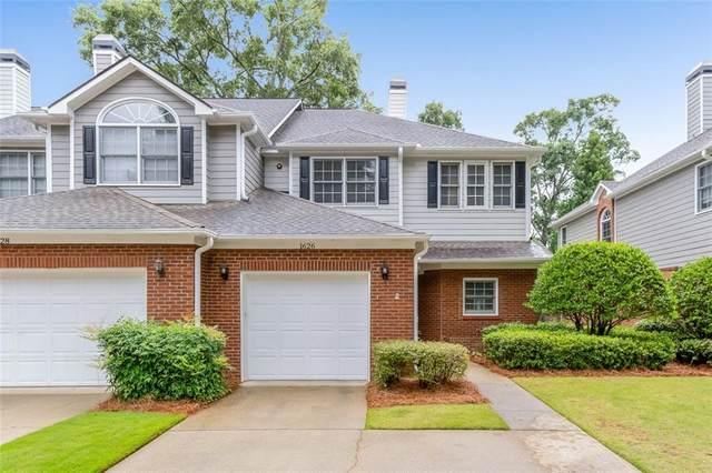 1626 Ivy Spring Drive SE #6, Smyrna, GA 30080 (MLS #6896897) :: North Atlanta Home Team