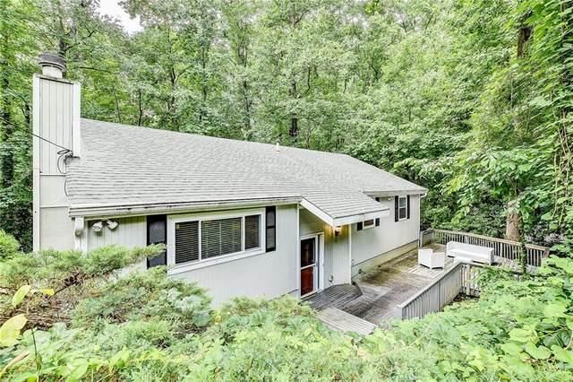 405 Forest Valley Road, Sandy Springs, GA 30342 (MLS #6896902) :: Scott Fine Homes at Keller Williams First Atlanta