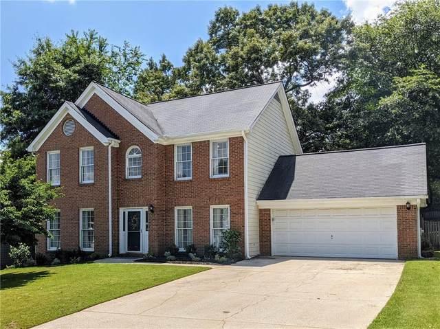 12610 Concord Hall Drive, Alpharetta, GA 30005 (MLS #6896905) :: Oliver & Associates Realty