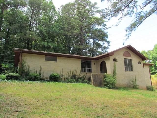88 Panola Road, Ellenwood, GA 30294 (MLS #6896908) :: Path & Post Real Estate
