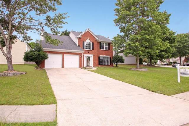 2983 Stanstead Circle, Norcross, GA 30071 (MLS #6896920) :: North Atlanta Home Team