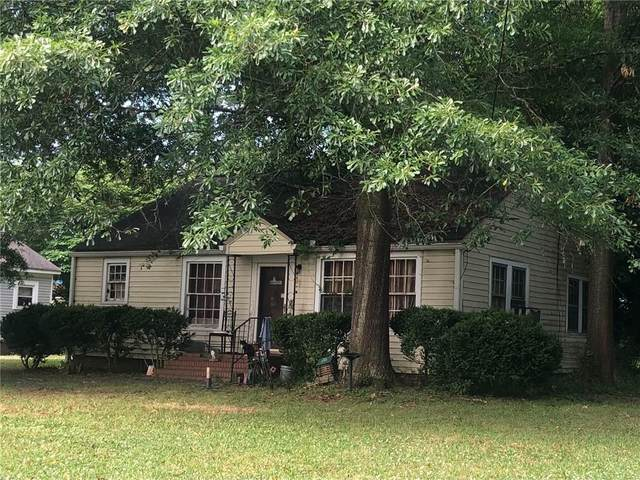 421 Chestnut Street, Cedartown, GA 30125 (MLS #6896949) :: The Hinsons - Mike Hinson & Harriet Hinson