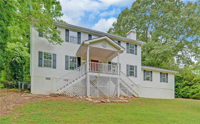 3539 Thompson Bend, Gainesville, GA 30506 (MLS #6896951) :: Lucido Global