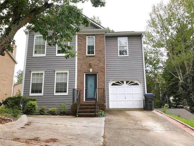 4222 Abington Walk Nw Walk NW, Kennesaw, GA 30144 (MLS #6896954) :: North Atlanta Home Team