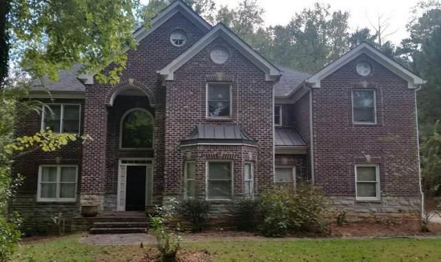 1719 Niskey Lake Road SW, Atlanta, GA 30331 (MLS #6896999) :: Lucido Global