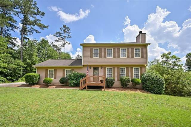 2700 Hawk Drive NE, Marietta, GA 30066 (MLS #6897017) :: Good Living Real Estate