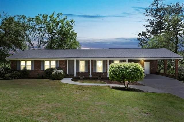 456 Mark Avenue, Marietta, GA 30066 (MLS #6897084) :: North Atlanta Home Team
