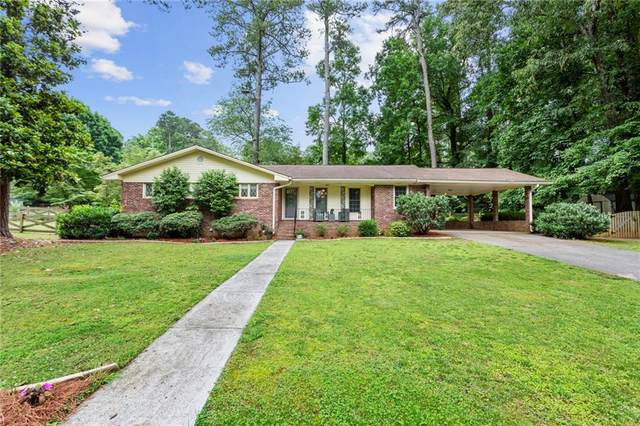 2870 Cobb Street, Marietta, GA 30068 (MLS #6897089) :: Rock River Realty