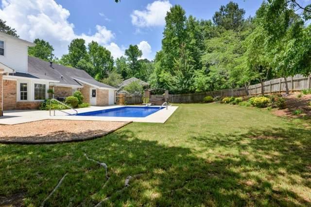 6823 Creekwood Drive, Douglasville, GA 30135 (MLS #6897092) :: The Heyl Group at Keller Williams