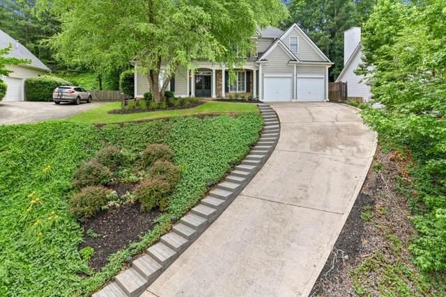 12245 Stevens Creek Drive, Alpharetta, GA 30005 (MLS #6897098) :: North Atlanta Home Team
