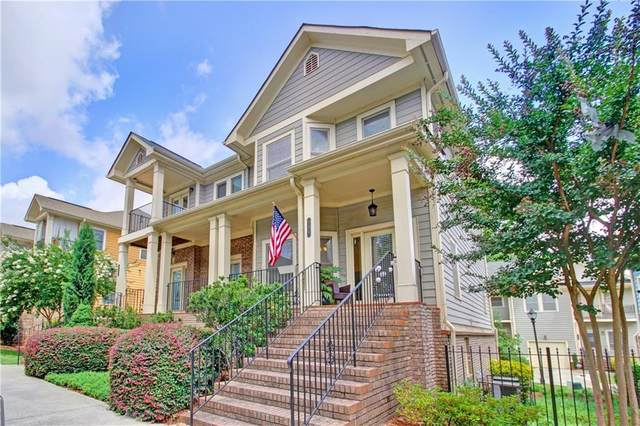 638 Irwin Place NE #4, Atlanta, GA 30312 (MLS #6897108) :: North Atlanta Home Team