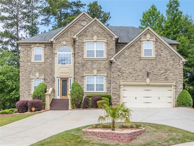 4828 Lantern Court, Lithonia, GA 30038 (MLS #6897121) :: Kennesaw Life Real Estate
