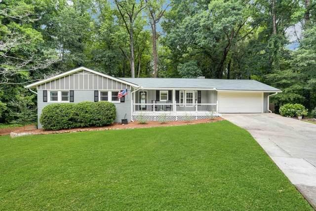 300 Nancy Court SW, Lilburn, GA 30047 (MLS #6897197) :: North Atlanta Home Team