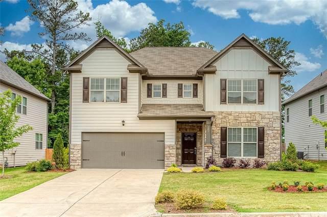 121 Rushing Creek Drive, Dallas, GA 30132 (MLS #6897229) :: RE/MAX Paramount Properties