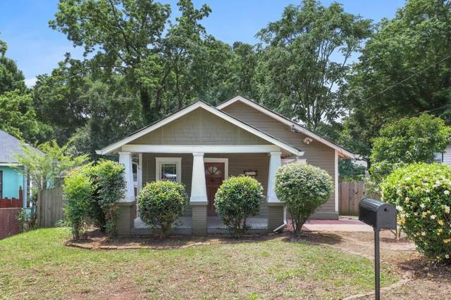 1521 Marbut Avenue SE, Atlanta, GA 30316 (MLS #6897235) :: Kennesaw Life Real Estate