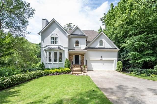 4260 Beverly Lane NE, Atlanta, GA 30342 (MLS #6897237) :: Dillard and Company Realty Group
