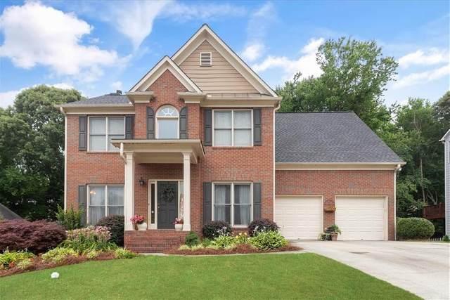 1744 Lake Heights Circle, Dacula, GA 30019 (MLS #6897275) :: Oliver & Associates Realty