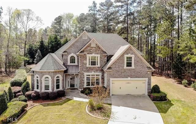 675 Adenwell Drive, Fairburn, GA 30213 (MLS #6897281) :: RE/MAX Paramount Properties