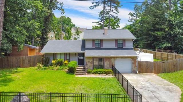 5201 Great Meadows Road, Lithonia, GA 30038 (MLS #6897316) :: Path & Post Real Estate