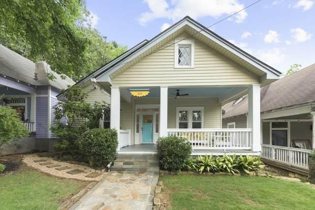 215 Ormond Street SE, Atlanta, GA 30315 (MLS #6897318) :: 515 Life Real Estate Company