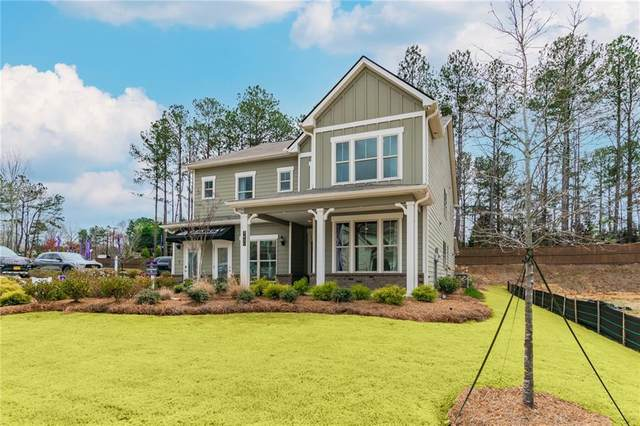 3431 Deaton Trail, Buford, GA 30519 (MLS #6897319) :: The Realty Queen & Team