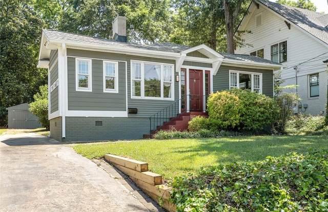 421 E Ponce De Leon Avenue, Decatur, GA 30030 (MLS #6897331) :: Kennesaw Life Real Estate