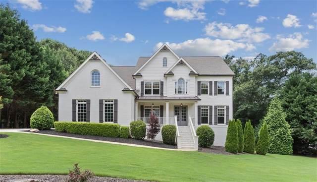 1003 Colonnade Way, Milton, GA 30004 (MLS #6897379) :: North Atlanta Home Team