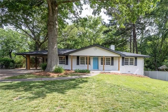 64 Stalcup Drive SW, Marietta, GA 30060 (MLS #6897401) :: Path & Post Real Estate