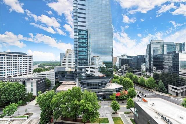3324 Peachtree Road NE #1113, Atlanta, GA 30326 (MLS #6897405) :: North Atlanta Home Team