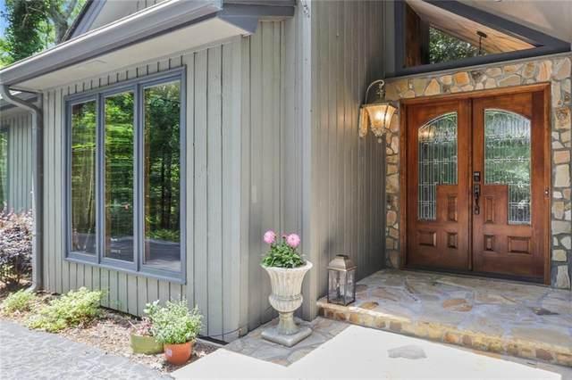 115 River Ridge Court, Roswell, GA 30076 (MLS #6897408) :: Kennesaw Life Real Estate