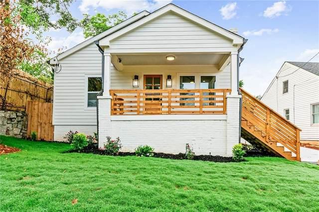 762 Avenida Street SW, Atlanta, GA 30310 (MLS #6897426) :: 515 Life Real Estate Company