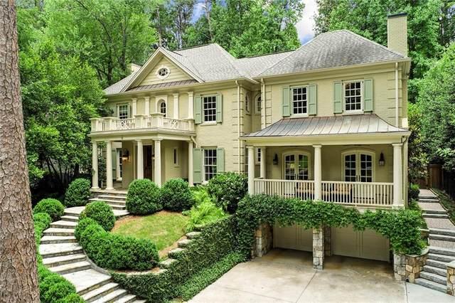 3915 Club Drive NE, Atlanta, GA 30319 (MLS #6897430) :: Kennesaw Life Real Estate