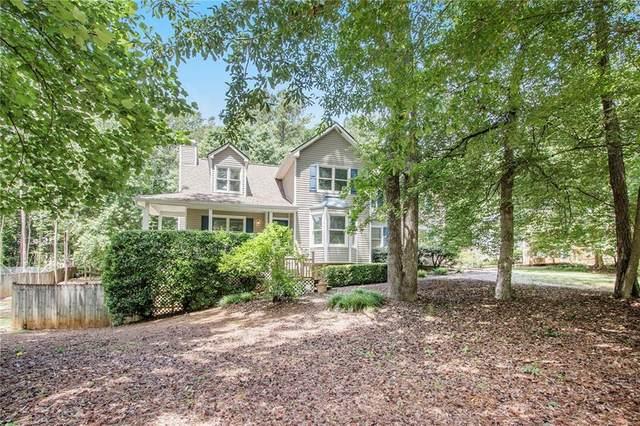 55 Mosby Woods Drive, Newnan, GA 30265 (MLS #6897447) :: North Atlanta Home Team