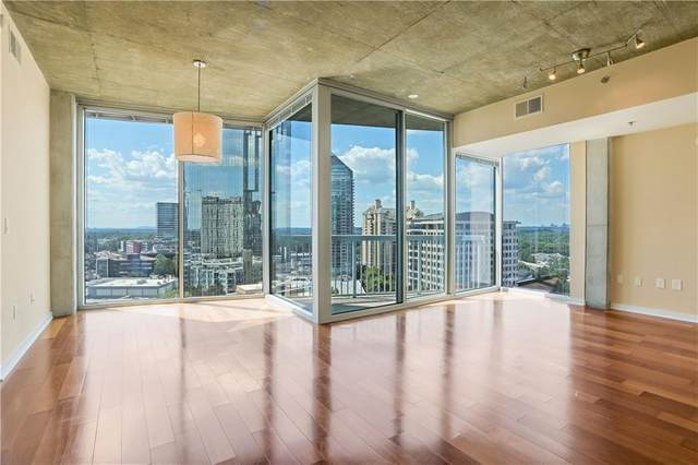 3324 Peachtree Road NE #1419, Atlanta, GA 30326 (MLS #6897448) :: Rock River Realty