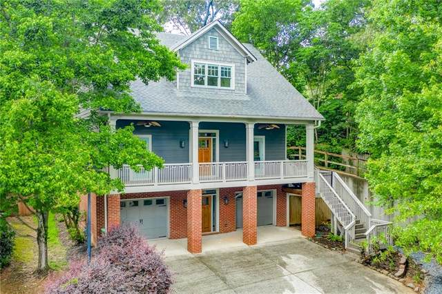 1444 Lakeview East Drive SE, Atlanta, GA 30316 (MLS #6897456) :: Path & Post Real Estate