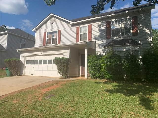 6006 Kingston Wood Way, Lithonia, GA 30038 (MLS #6897461) :: North Atlanta Home Team