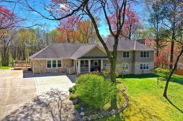 8726 Highway 52 E, Ellijay, GA 30536 (MLS #6897476) :: The Kroupa Team   Berkshire Hathaway HomeServices Georgia Properties