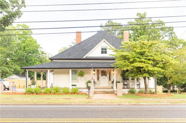 434 S Cherokee Road S, Social Circle, GA 30025 (MLS #6897489) :: Lucido Global
